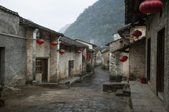 Huang yao Ancient town Stock Images