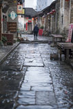 Huang yao Ancient town Royalty Free Stock Photos
