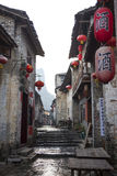 Huang yao Ancient town Stock Photo