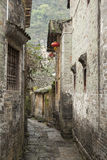 Huang yao Ancient town Royalty Free Stock Photo