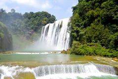 Huangguoshu Chinas Guizhou Wasserfall Lizenzfreie Stockfotografie