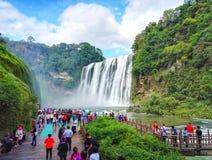 Free Huangguoshu Waterfall Attraction Stock Images - 117812074