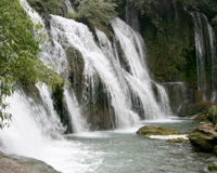 Huangguoshu Waterfall. Eastphoto, tukuchina,  Huangguoshu Waterfall, outdoor scenery Stock Photo