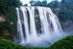 Huangguoshu Waterfall in Guizhou. Huangguoshu Waterfall in Guizhou, Nature, Beauty Royalty Free Stock Images