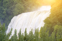 Huangguoshu Waterfall Royalty Free Stock Photography