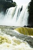 HUANGGUOSHU WATERFALLS Stock Image