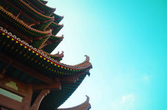 Huanghelou Photographie stock libre de droits