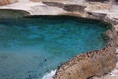 huanglong jeziora Fotografia Stock