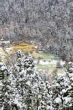 Huanglong, Sichuan, Κίνα στοκ εικόνα με δικαίωμα ελεύθερης χρήσης