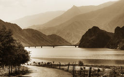 huangnan ποταμός κίτρινος Στοκ εικόνες με δικαίωμα ελεύθερης χρήσης