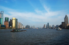 Huangpu River Stock Photo