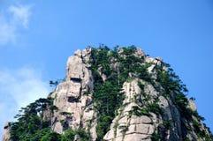 Huangshan, απίστευτη Κίνα Στοκ Εικόνες
