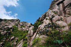huangshan επικολλήστε Στοκ Εικόνες