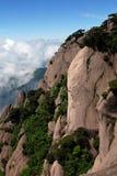 Huangshan (κίτρινο βουνό) Στοκ εικόνα με δικαίωμα ελεύθερης χρήσης