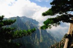 Huangshan, неимоверный фарфор Стоковая Фотография