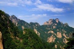Huangshan, неимоверный фарфор Стоковое Изображение