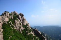 Huangshan Royaltyfria Foton