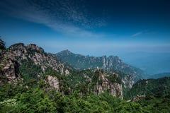 Huangshan Royaltyfri Bild