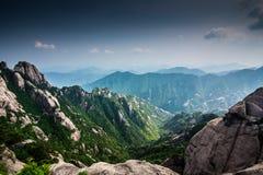 Huangshan Fotografering för Bildbyråer