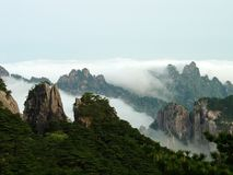 Huangshan royalty free stock photos