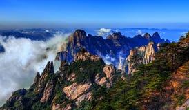 Huangshan Image stock