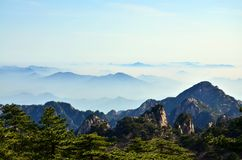 Huangshan China Stock Photos