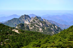 Huangshan China Stock Photo