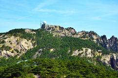 Huangshan China Fotografia de Stock Royalty Free