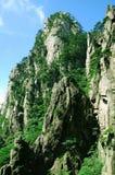 Huangshan, China increíble Foto de archivo libre de regalías
