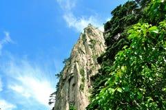 Huangshan, China increíble Imagen de archivo libre de regalías