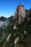 Huangshan (gelber Berg) Lizenzfreies Stockbild