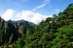 Huangshan, incredible china Royalty Free Stock Image