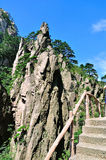 Huangshan, incredible china Royalty Free Stock Images