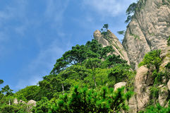 Huangshan, incredible china Stock Image