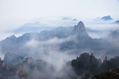 Huangshan Mountain Stock Images