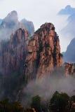 Huangshan Mountain Stock Image