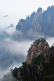 Huangshan Mountain Stock Photo