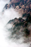 The Huangshan Mountain Stock Images