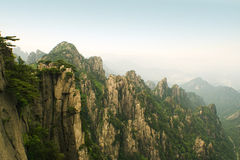 Huangshan mountain in China Royalty Free Stock Image