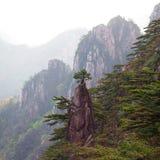 Huangshan mountain, China Stock Image