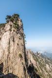 Huangshan Mountain(yellow mountain) Stock Photo