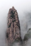 Huangshan Mountain (Yellow Mountain), China Royalty Free Stock Photography