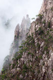 Huangshan Mountain (Yellow Mountain), China Stock Photography