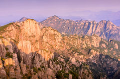 Huangshan Mountains Royalty Free Stock Images