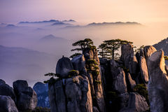 Huangshan Royalty Free Stock Image