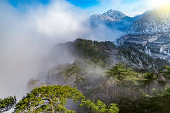 Huangshan National park. Stock Photo