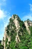 Huangshan oerhört porslin royaltyfri foto
