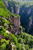 Huangshan, porcelaine incroyable Photo stock
