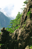 Huangshan, porcelaine incroyable Image stock