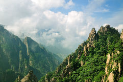 Huangshan, porcelaine incroyable Photographie stock